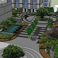 sama landscape design Landscape for Residential Villa scheme