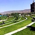 sama landscape design Capgemini Campus, Airoli