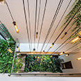sama landscape design Residence for Dindorikar Family