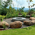 sama landscape design Farmhouse for Thakur Family