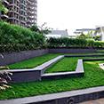 sama landscape design Parksyde Residences