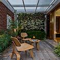sama landscape design Residence for Patil Family